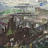メンデルスゾーン:交響曲第3番「スコットランド」他、「夏の夜の夢」 画像