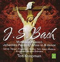 Matthaus-Passion Johannes-Passion Mass in B Minor