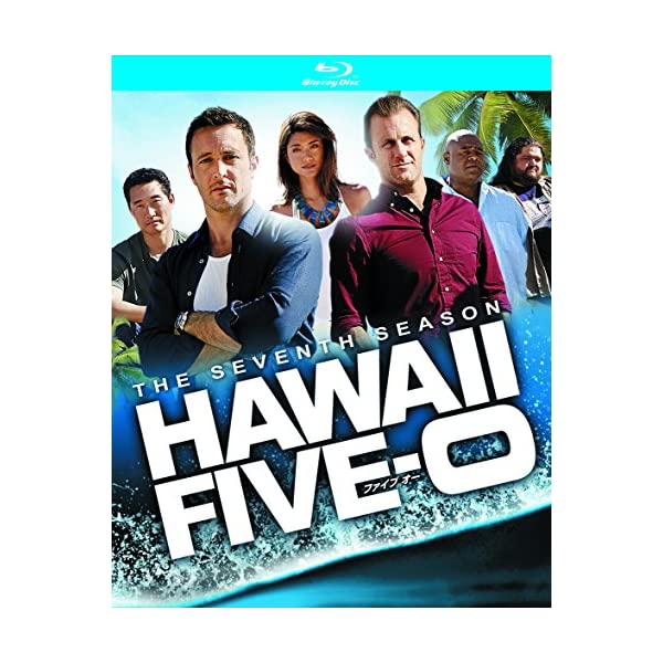 Hawaii Five-0 シーズン7 Blu-...の商品画像