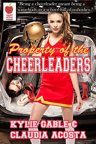 Property of the Cheerleaders (English Edition)
