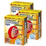 ファイン イオンドリンク亜鉛プラス みかん味 砂糖ゼロ 脂質ゼロ 22包入×3個セット