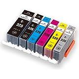 キヤノンインクカートリッジ326 canonインク326 互換インク BCI-325XL+BCI-326XL 6色 純正…