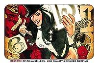 Zatannaセクシーな漫画本スーパーヒーロースタイリッシュなPlaymatマウスパッド(24x 14) インチ[ MP ] Zatanna SH - 2