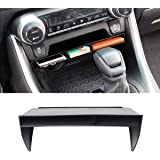 Jaronx Center Console Organizer for Toyota RAV4 2019 2020,Center Console Storage Box Organizer Tray Secondary Storage (RAV4 C