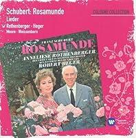 Schubert: Rosamunde & Lieder (Cologne Collection) by Weissenborn (2014-02-11)