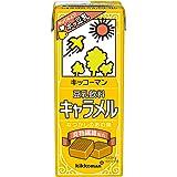 キッコーマン 豆乳飲料キャラメル 200ml ×18本