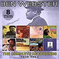 The Complete Recordings 1959 - 1962 (4Cd) by Ben Webster