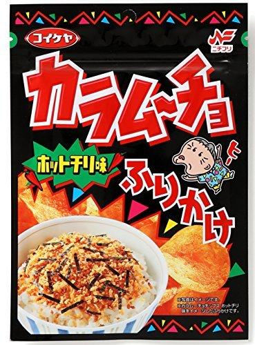 ニチフリ食品 カラムーチョ ホットチリ味 ふりかけ 27...