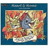 [2018 カレンダー]ラング LANG/HEART & HOME Susan Winglet