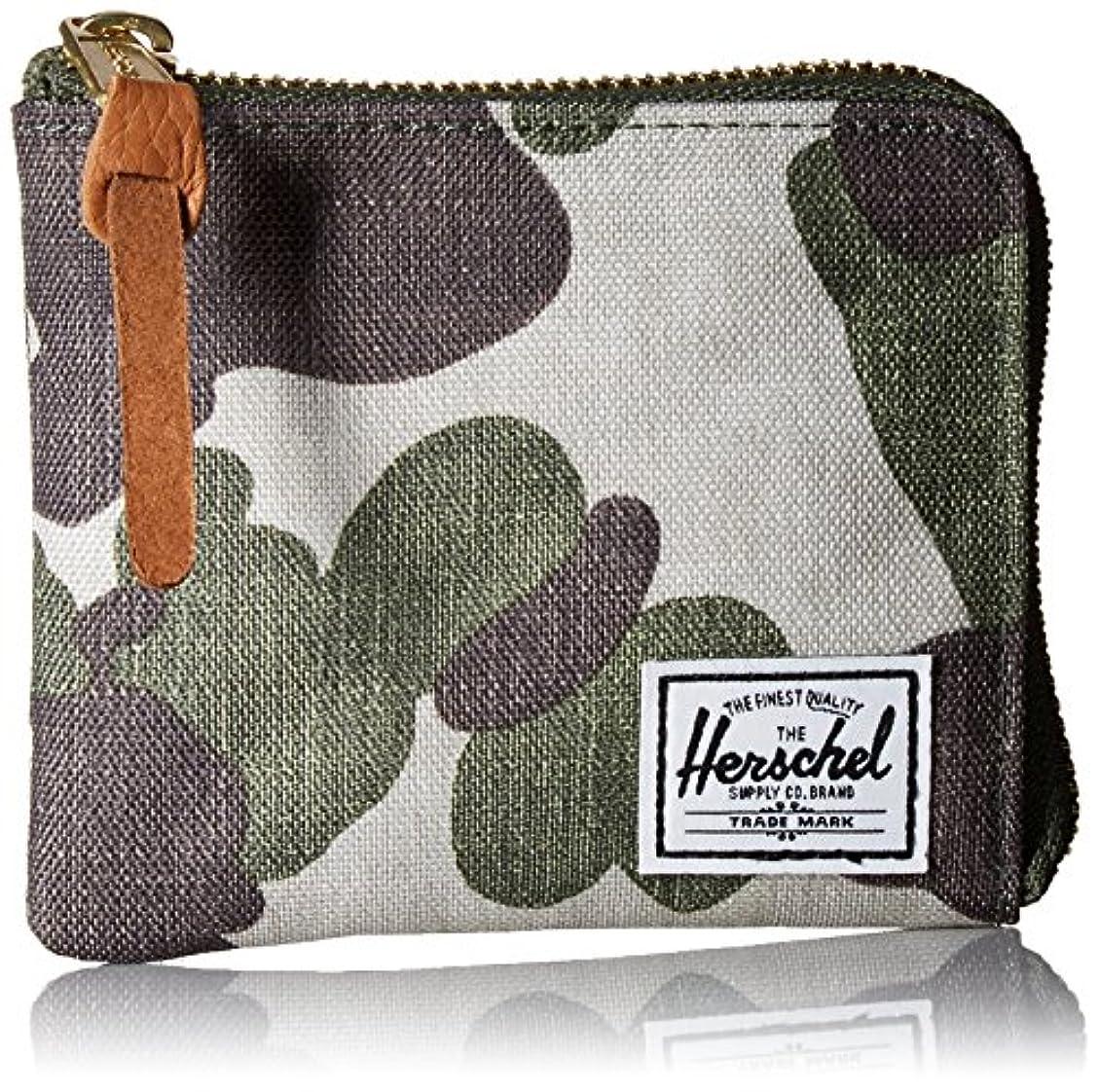 オリエンテーションポイント爆弾HERSCHEL(ハーシェル)Johnny Frog Camo 10414-01858-OS 財布 サイフ ウォレット