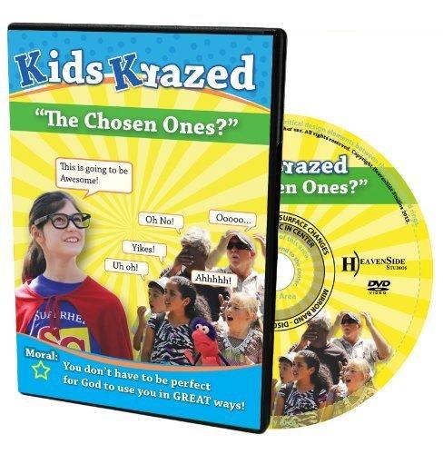 Kids Krazed: The Chosen Ones? by Zach Starks
