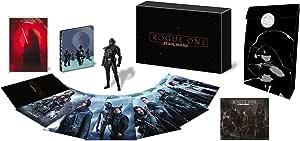 【Amazon.co.jp限定】ローグ・ワン/スター・ウォーズ・ストーリー MovieNEXプレミアムBOX[ブルーレイ+DVD+デジタルコピー(クラウド対応)+MovieNEXワールド] [Blu-ray](オリジナルステッカー&ギフトバック付)