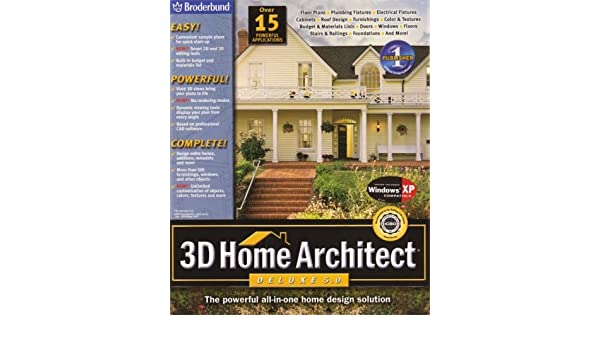 Amazon | 3D Home Architect Home Design Deluxe 6 (輸入版) | 3DCG | ソフトウェア