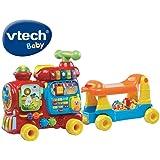 VTech Push & Ride Alphabet Train, Red