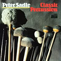 Bach/Brindle:Classic Percussio