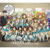 THE IDOLM@STER CINDERELLA GIRLS ANIMATION PROJECT 2nd Season 07 M@GIC☆【初回限定盤[CD+Blu-ray Disc 2枚組]】