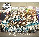 THE IDOLM@STER CINDERELLA GIRLS ANIMATION PROJECT 2nd Season 07 M@GIC☆【初回限定盤[CD+Blu-ray Disc 2枚組]】