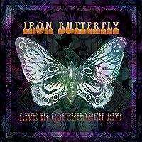 Live in Copenhagen 1971 by Iron Butterfly (2014-05-03)