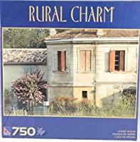 750 piece Rural Charm Stone House Jigsaw Puzzle