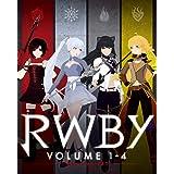RWBY Volume 1-4 ブルーレイSET(初回仕様) [Blu-ray]