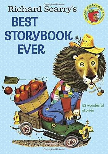 Richard Scarry's Best Storybook Ever! (Giant Little Golden Book)の詳細を見る