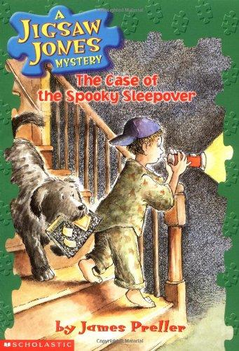 The Case of the Spooky Sleepover (Jigsaw Jones Mystery)の詳細を見る