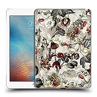 オフィシャルRiza Peker ボタニカル4 フラワーズ4 iPad Pro 9.7 (2016) 専用ハードバックケース