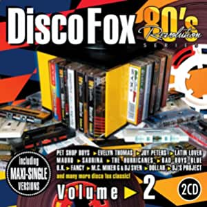 Vol. 2-80s Revolution Disco Fox