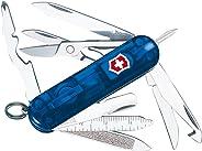 Victorinox Swiss Army Multi-Tool, Midnite MiniChamp Pocket Knife