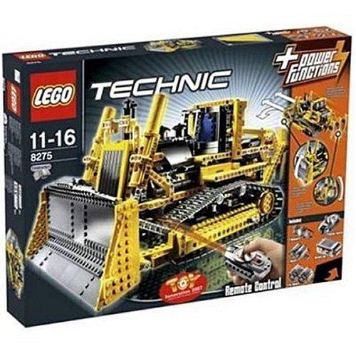 レゴ (LEGO) テクニック 電動式ブルドーザー 8275