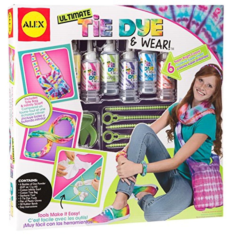 アレックス?究極Tie Dye & Wear 154U