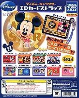 ディズニーキャラクターIDカードストラップ 全10種