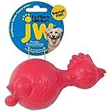 JW Pet 43202 Ruffians Chicken, Asst Red & Yellow, Medium