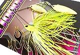 JACKALL(ジャッカル) ルアー ドーン 1/4oz スーパーチャートリュース
