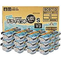 【ケース販売】備長炭ドライペット 除湿剤 クローゼット 使い捨てタイプ (420ml×3個パック)×12個