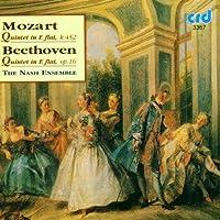 Mozart/Beethoven: Quintets
