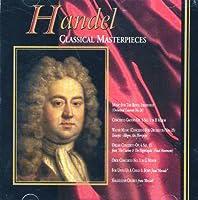 Handel Classical Masters [Audio CD] George Friederic Handel; The Munich Symph...