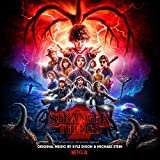 STRANGER THINGS 2 (A NETFLIX ORIGINAL SERIES SOUNDTRACK) [2LP] ('UPSIDE DOWN INTER-DIMENSIONAL' BLUE COLORED VINYL) [Analog]