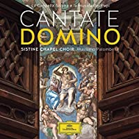Cantate Domino by Sistine Chapel Choir (2015-05-03)