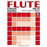 フルート ポピュラー&クラシック名曲集22 【ピアノ伴奏譜&カラオケCD付】