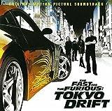 ワイルド・スピードX3 TOKYO DRIFT オリジナル・サウンドトラック ユニバーサルインターナショナル