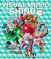 VISUAL MUSIC by SHINee?music video collection?【UNIVERSAL MUSIC STORE限定版】(Blu?ray Disc)