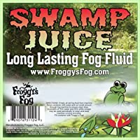 Froggys Pro Fog Juice Water Based Machine Fluid - 4 Gallon Case [並行輸入品]