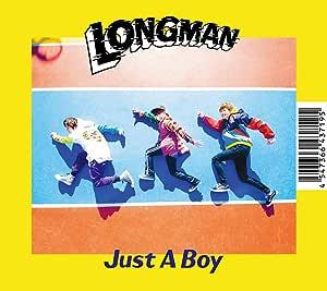 Just A Boy (通常盤) (特典なし)