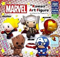 マーベル Kawaii Art Figure カワイイ アート フィギュア [全5種セット(フルコンプ)]