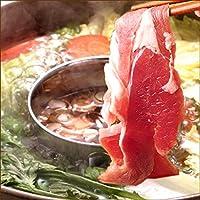 ラム肉 ラムしゃぶ セット 1kg(ソラチ 北海道 ラムしゃぶのたれ 190g 付き) しゃぶしゃぶ