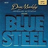 Dean Markley -ディーンマークレイ- アコースティックギター弦 Blue Steel Acoustic LT 011-052 x 1セット #2034