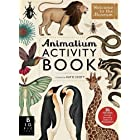 Animalium Activity Book (Welcome to the Museum)