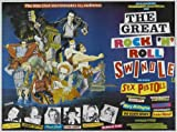 The Great Rock ' n ' Roll Swindleポスター30?x 40?Malcolm McLarenスティーブ・ジョーンズSid Vicious Unframed 466788
