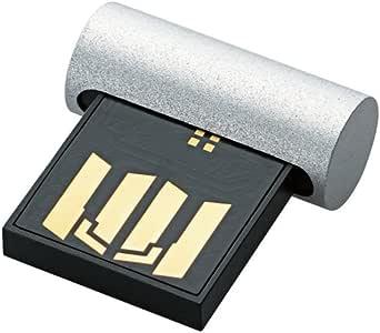 【2013年モデル】エレコム USBメモリ 16GB USB2.0 超小型 シルバー MF-KSU2A16GSV